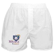 Miracle League of Northwest O Boxer Shorts