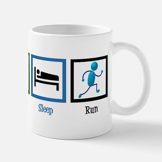 Eat Sleep Run Mug