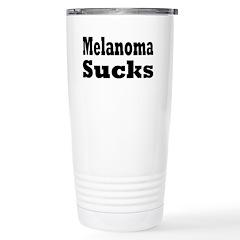Melanoma Stainless Steel Travel Mug