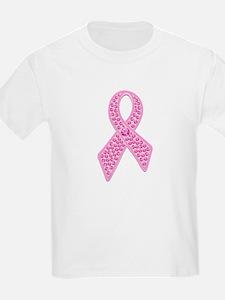 Pink Ribbon Jewels T-Shirt