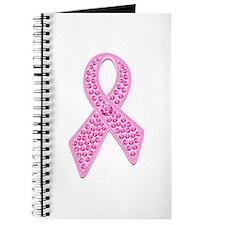 Pink Ribbon Jewels Journal