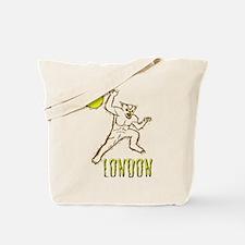 Warewolf of London Tote Bag