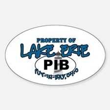 Property of Lake Erie (PIB) Decal