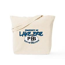 Property of Lake Erie (PIB) Tote Bag
