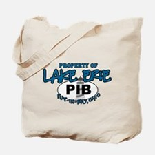Property of Lake Erie (PIB) Tote Bag