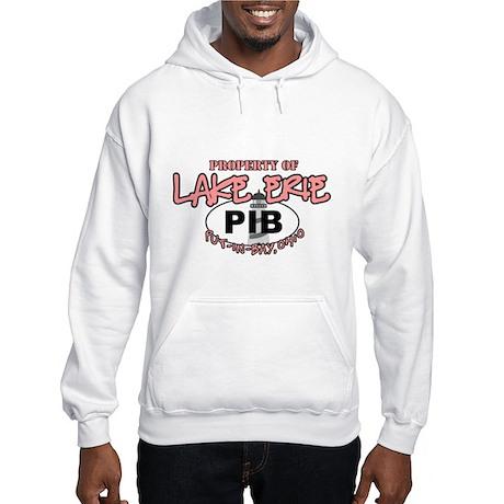 Property of Lake Erie (PIB) Hooded Sweatshirt