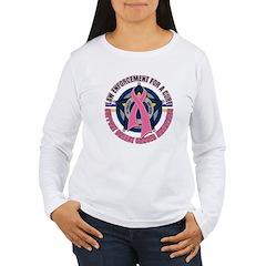 LawEnforcement ForACure T-Shirt