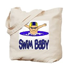 Swim Baby Joshua Tote Bag