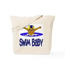 Swim Baby Ethan Tote Bag