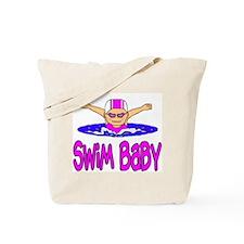 Swim Baby Madison Tote Bag