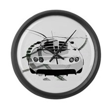 Exige Large Wall Clock