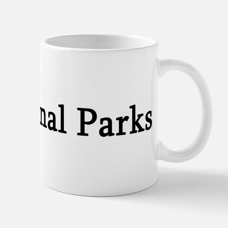 Nps Travel Mug