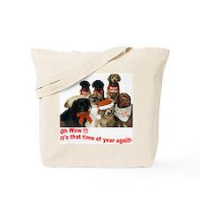 Christmas Wow Tote Bag