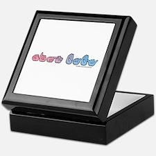 PinkBlue SIGN BABY Keepsake Box