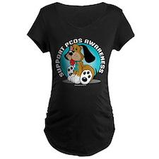 PCOS Dog T-Shirt