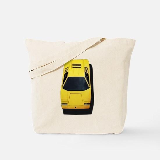 Lambo Tote Bag