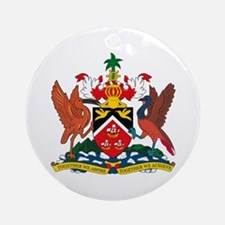 Trinidad and Tobago Ornament (Round)