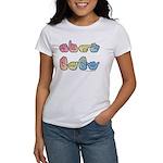 Pastel SIGN BABY SQ Women's T-Shirt
