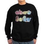 Pastel SIGN BABY SQ Sweatshirt (dark)