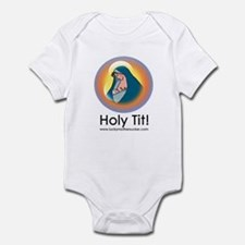 Holy Tit! Infant Bodysuit