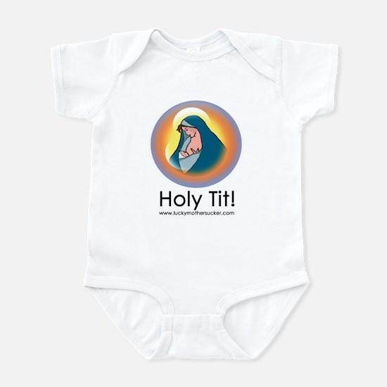 Holy Tit! Infant Bodysuit