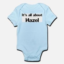 It's all about Hazel Infant Creeper