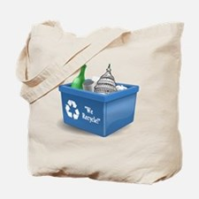 Recycle Congress - Tote Bag