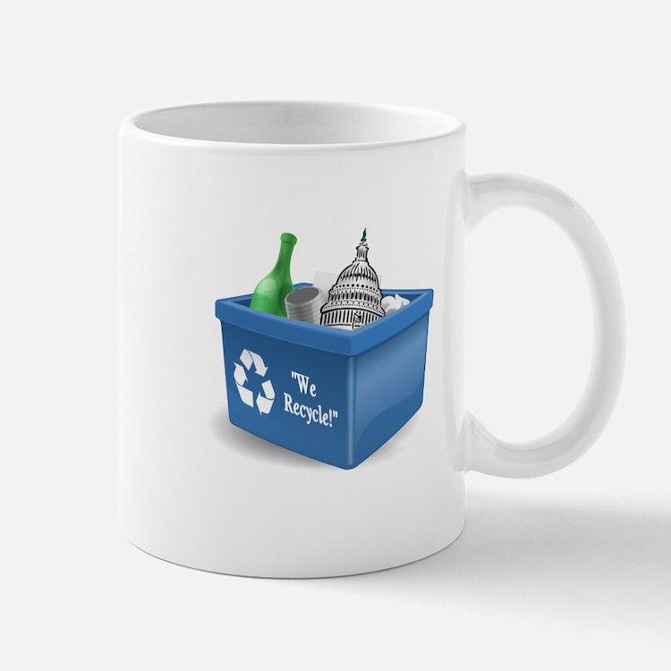 Recycle Congress - Mug