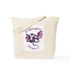 Double P'dwagon Tote Bag
