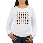 Cupcakes Women's Long Sleeve T-Shirt