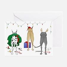 Great Dane Christmas Greeting Cards (Pk of 10)