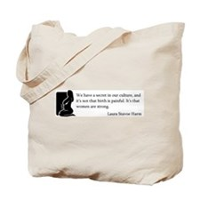 Women Are Strong Tote Bag