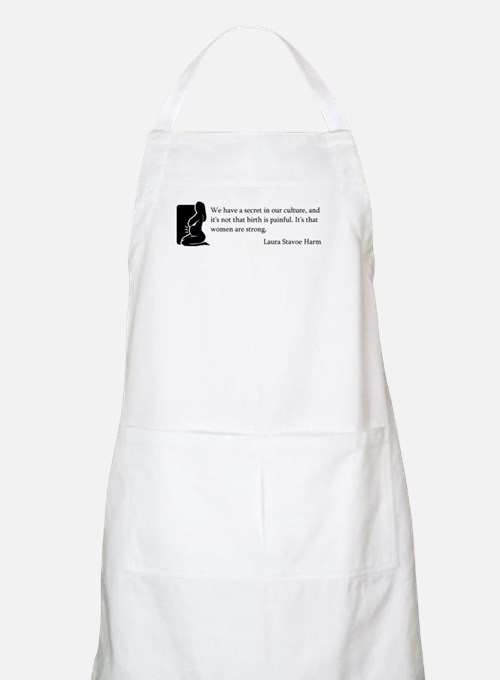 Women Are Strong Apron