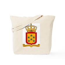 Netherland Antilles Coat of A Tote Bag
