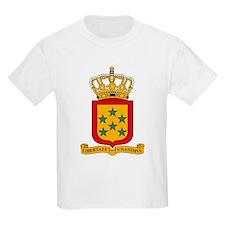 Netherland Antilles Coat of A Kids T-Shirt