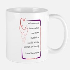 Women Are Strong 4 Small Small Mug