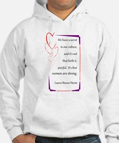 Women Are Strong 4 Hoodie