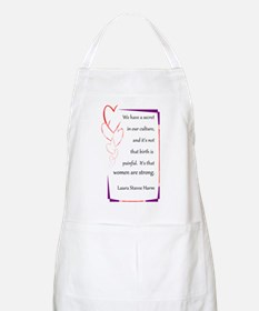 Women Are Strong 4 Apron