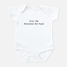 Unique Demotivational Infant Bodysuit