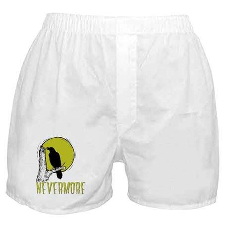 Nevermore Boxer Shorts