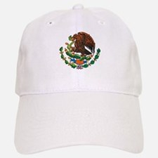 Mexican Coat of Arms Baseball Baseball Cap