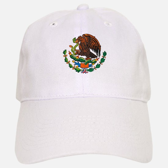 Mexican Coat of Arms Cap