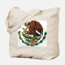 Mexican Coat of Arms Tote Bag