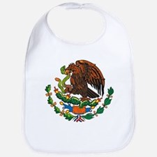 Mexican Coat of Arms Bib