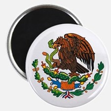 """Mexican Coat of Arms 2.25"""" Magnet (10 pack)"""