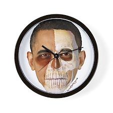 Obamanation Wall Clock