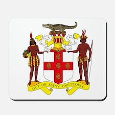 Jamaican Coat of Arms Mousepad