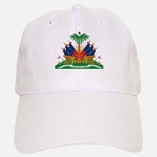Haiti Coat of Arms Cap