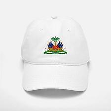 Haiti Coat of Arms Cap