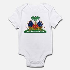 Haiti Coat of Arms Infant Creeper